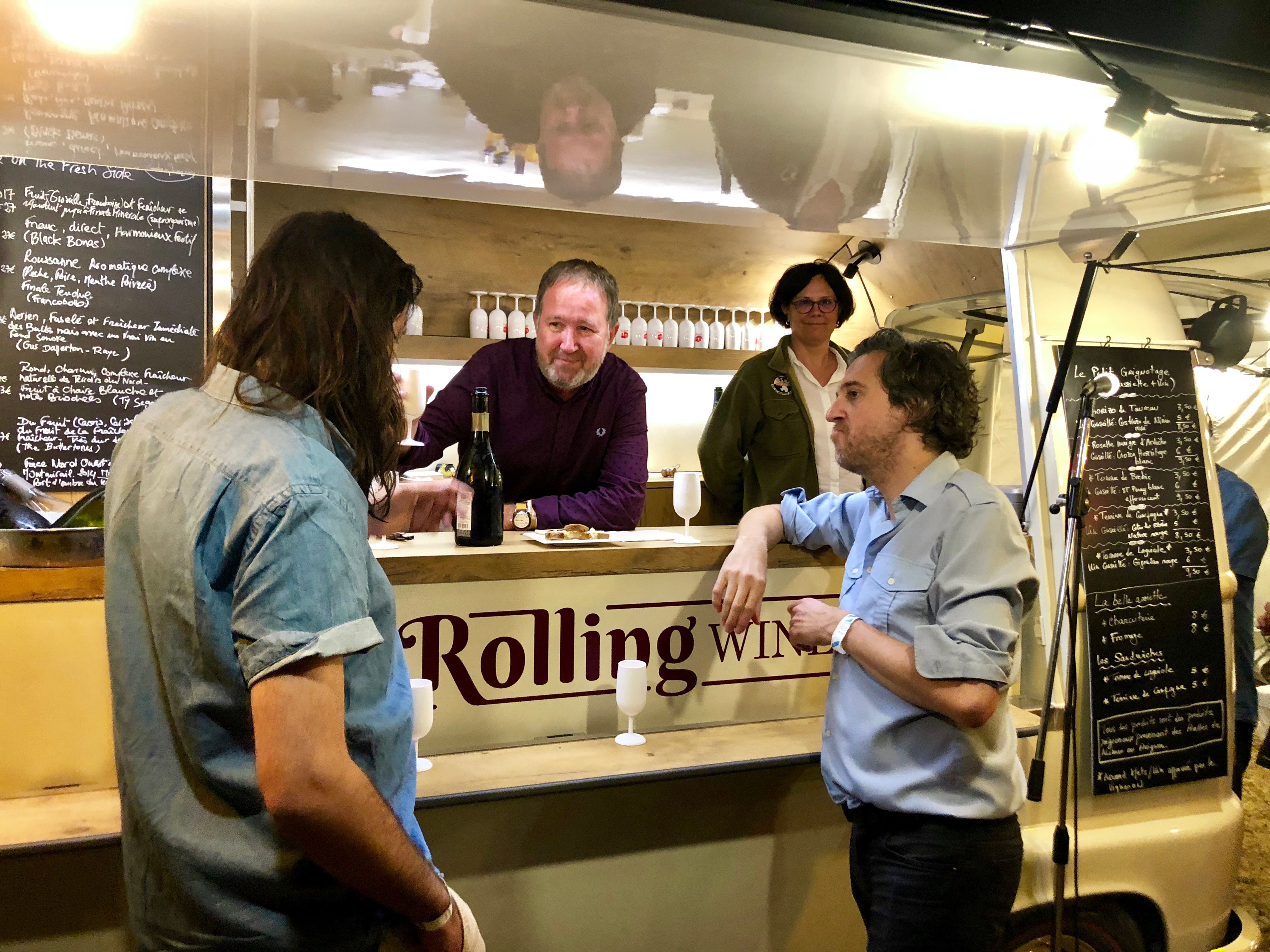 the rolling wines